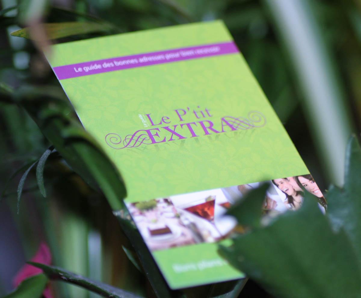 Carte De Visite Guide Le Ptit Extra