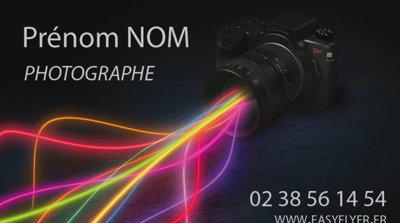 Modele Carte De Visite Gratuite Photodesign1