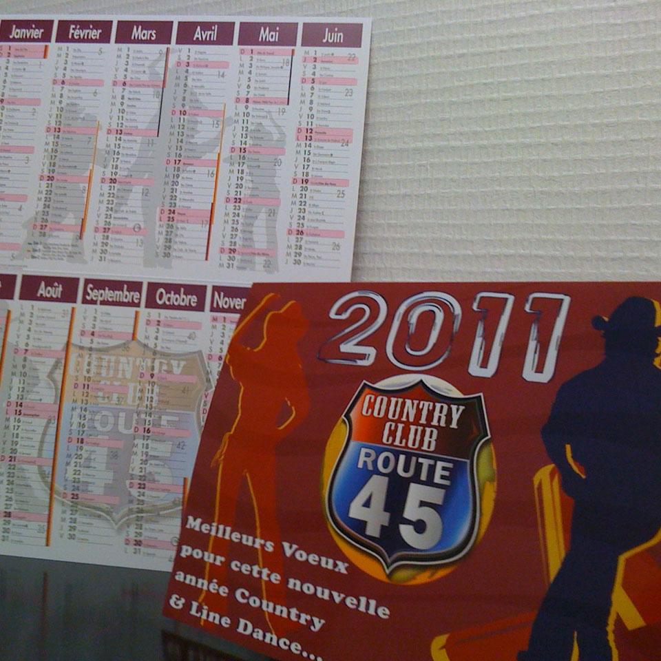 exemple de calendrier 2013