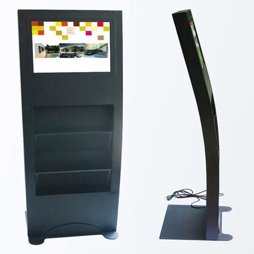presentoir plv multimedia. Black Bedroom Furniture Sets. Home Design Ideas