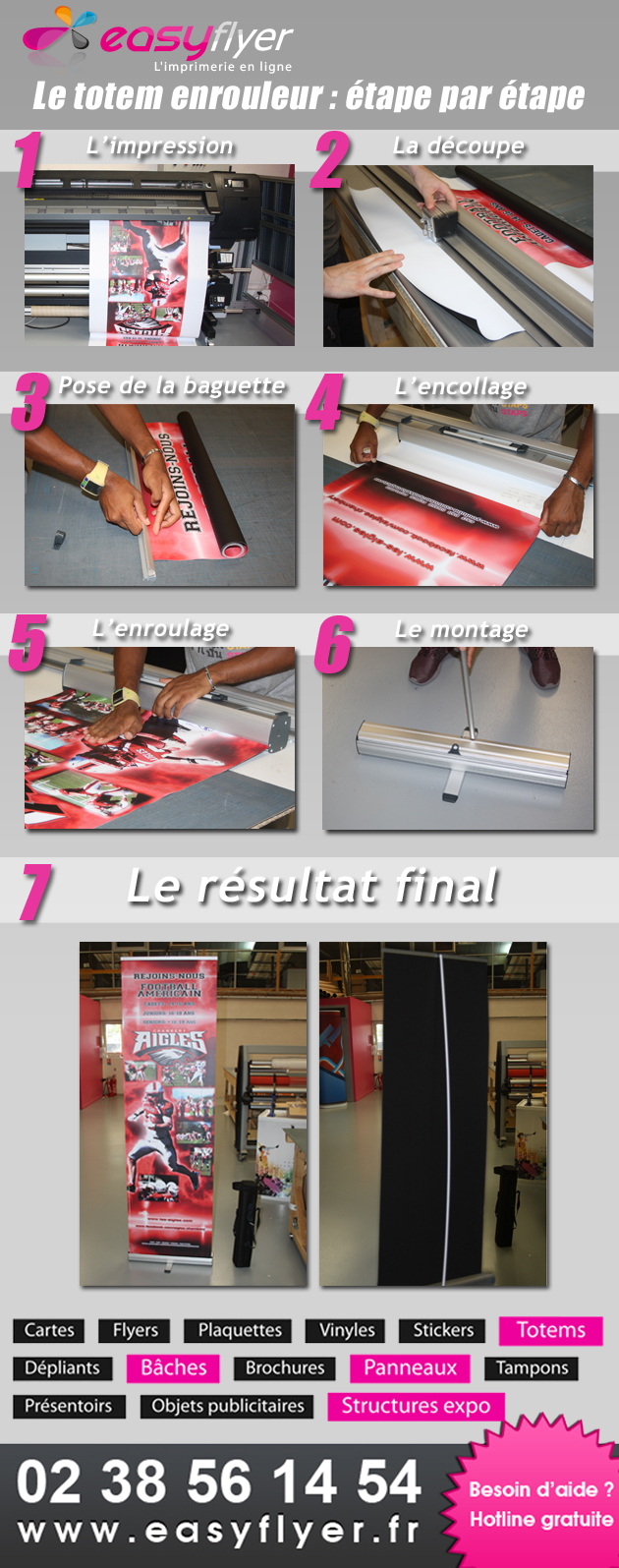 Roll-up Easyflyer