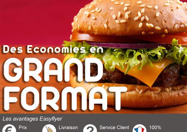 Des économies en Grand Format