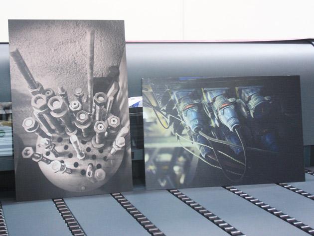 Tableau photo alu industriel easyflyer carte de visite imprimerie en ligne - Tableaux style industriel ...