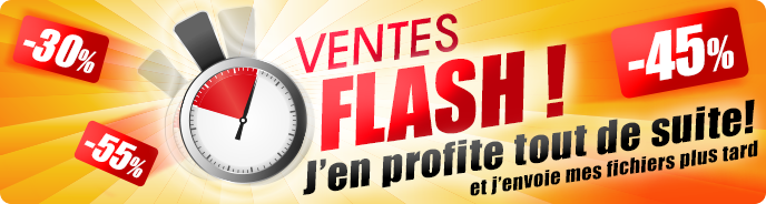 Les ventes flash vous permettant des promos toute l 39 ann e - Discount vente flash ...