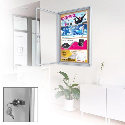 decouvrez la vitrine d affichage pour afficher vos documents
