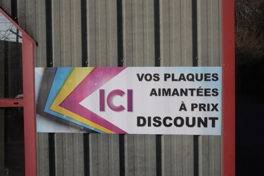 l impression directe de plaques aimantees