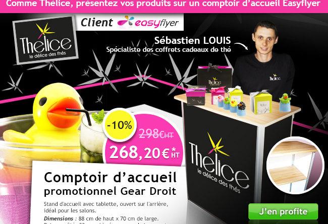 newsletter thelice et easyflyer