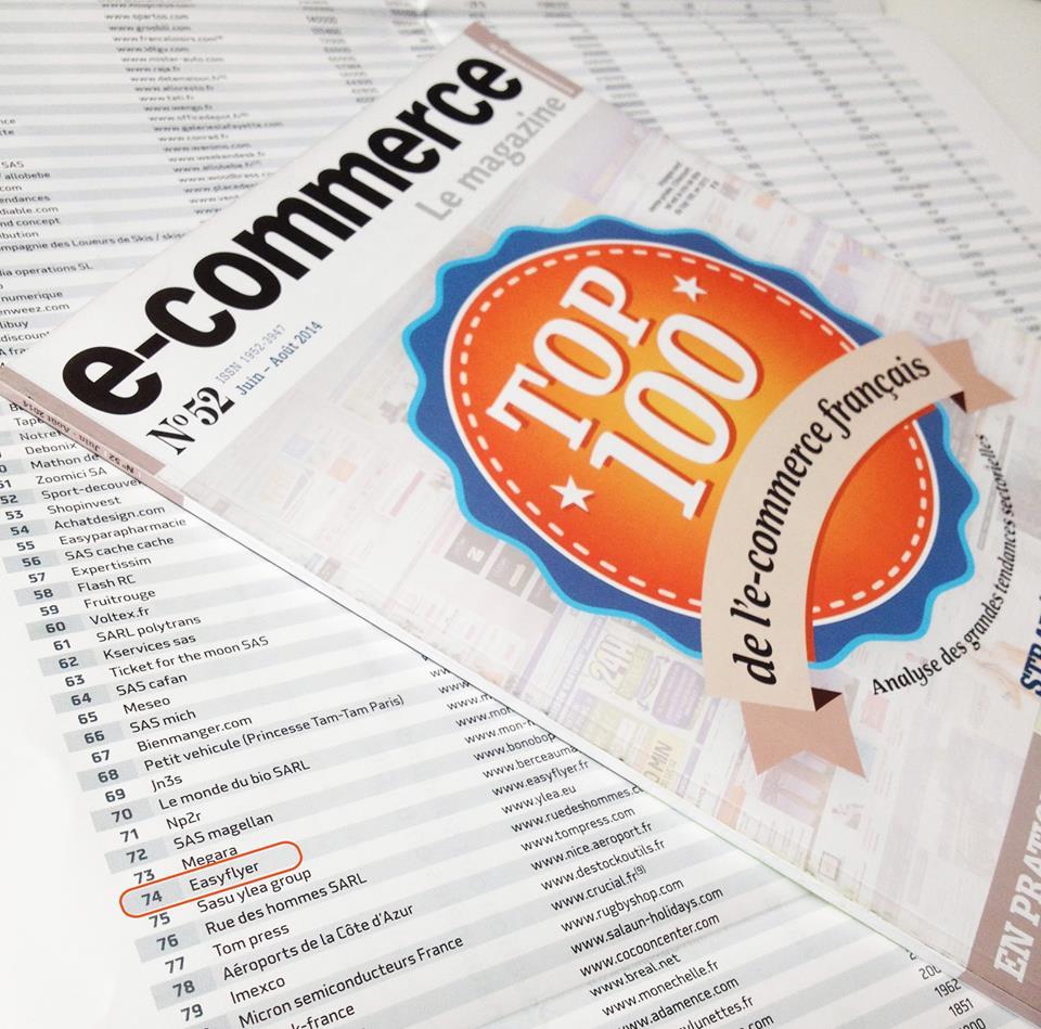 Top 100 ecommerce