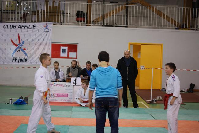 Sponsort judo Bellegarde