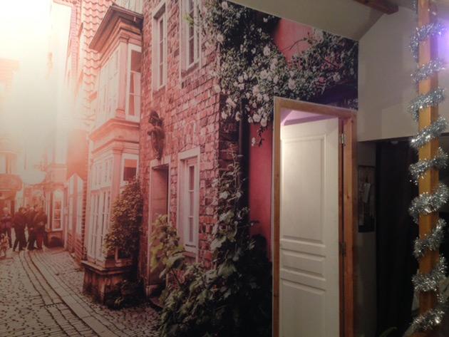 Impression mur en toile tendue