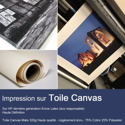 Toile canvas