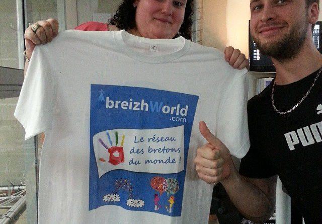 t -shirt personnalisé bretons