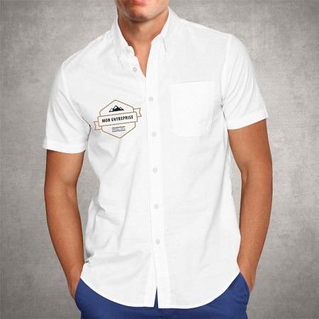 Impression chemisette personnalisée