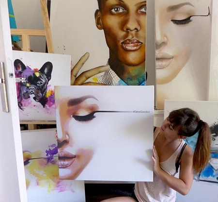 Impression tableau toile Canvas