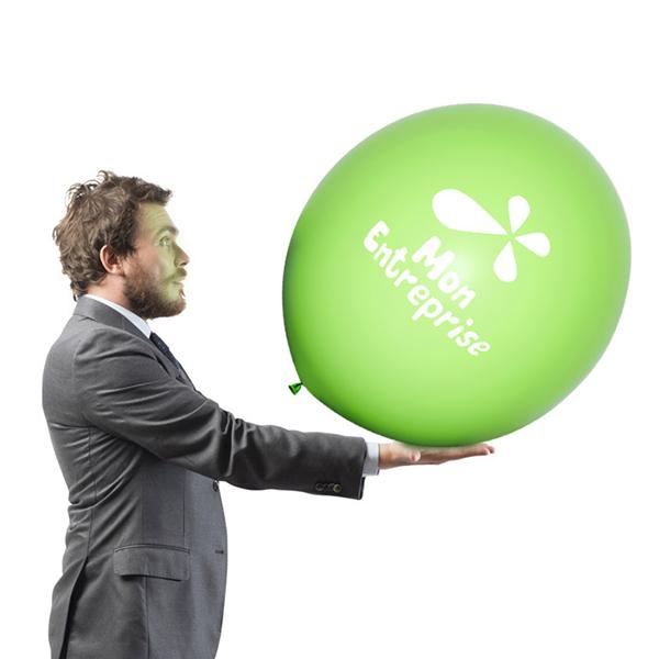 Impression ballon de baudruche personnalisé