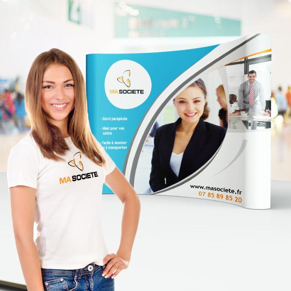 Vêtement personnalisé : le t-shirt publicitaire