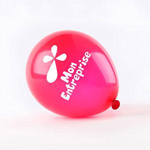 Ballon de baudruche à personnaliser