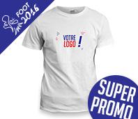 T-shirt à imprimer avec votre texte ou votre logo