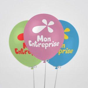 Ballon de baudruche personnalisé pour vos événements festifs