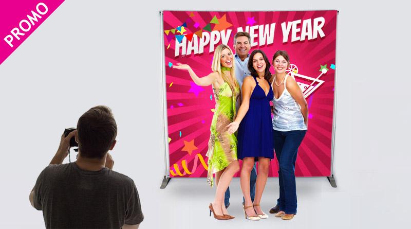 Promo Photocall personnalisé