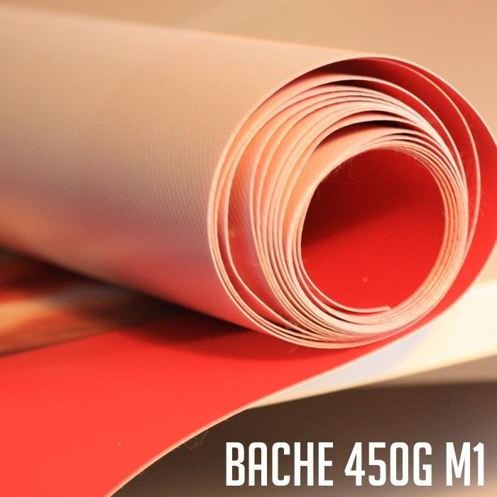 Porte b che xxl pour une visibilit en tr s grand format for Bache pour bassin grande taille