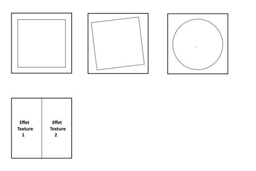 Carte carrée tutoriel conseils pour création carte visite