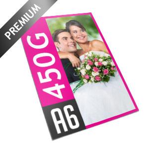 Carte postale premium thème mariage