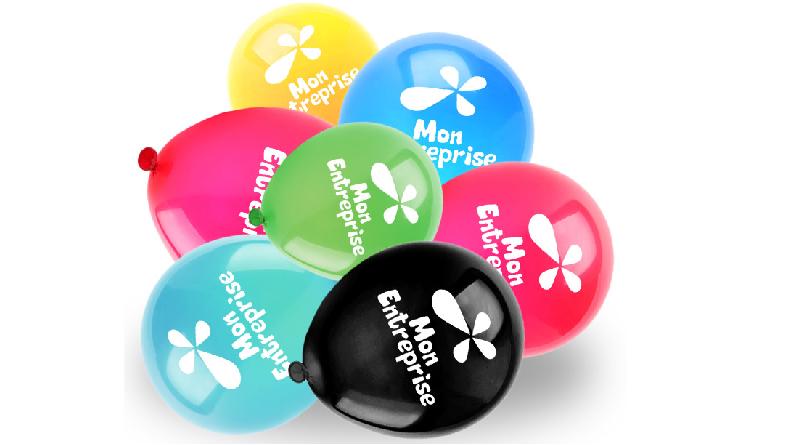 Impression Ballons Gonflables personnalisés