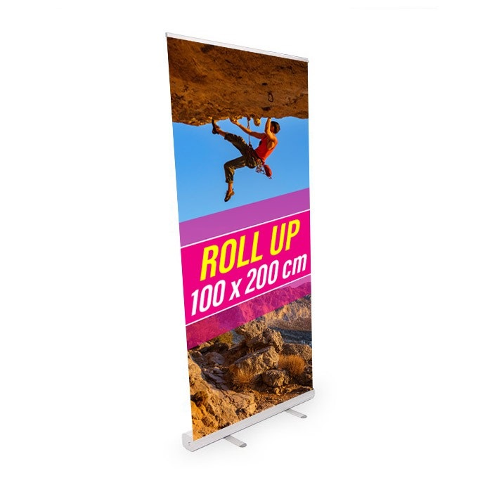 Roll up eco 100x200cm