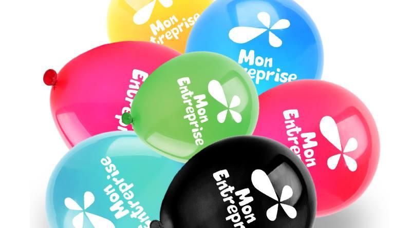 Ballons événement inauguration de boutique