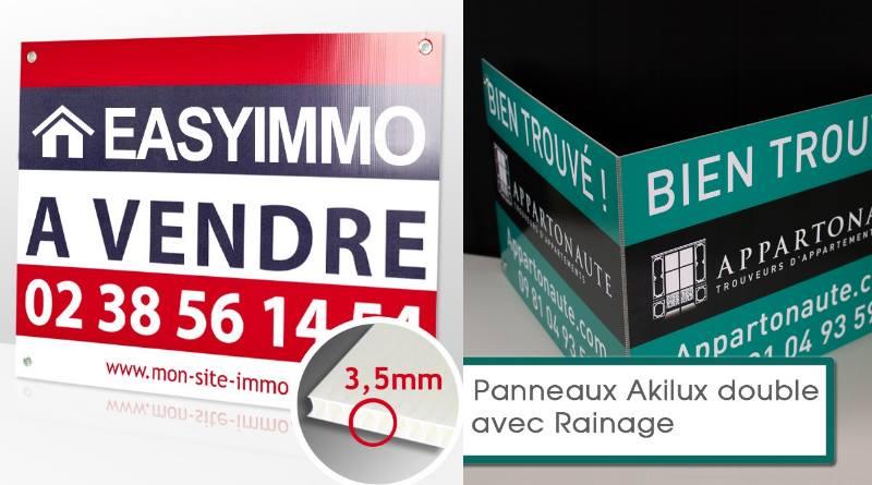 Panneaux Akilux : Excellente Communication à Petit Prix !