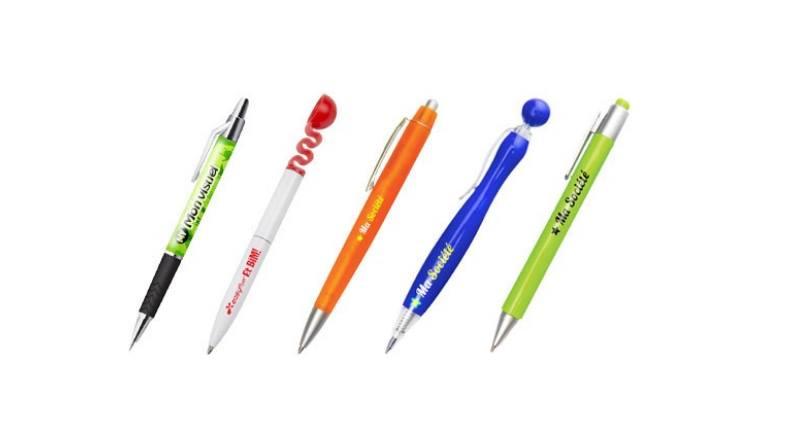 Les stylos publicitaires personnalisés pour communiquer et être visible !