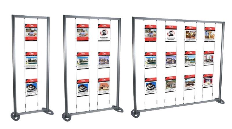 Affichage de vitrine pour agence immobili re et de voyage - Porter plainte contre agence immobiliere ...
