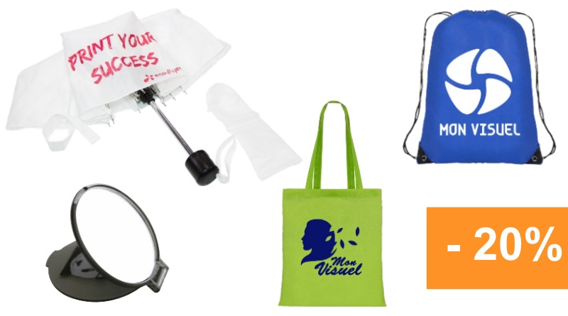 Promo goodies easyflyer