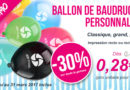 Personnalisez vos ballons de baudruche : les prix se dégonflent !
