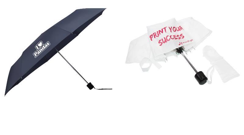 Parapluie publicitaire personnalisable pour vos événements