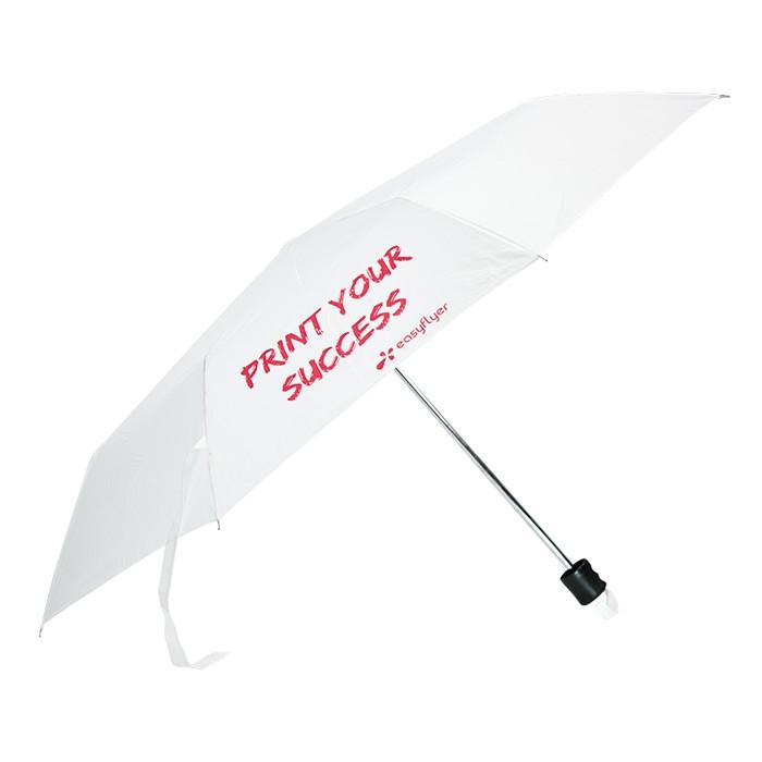 Idée de goodies publicitaires : Le parapluie personnalisé pratique et design
