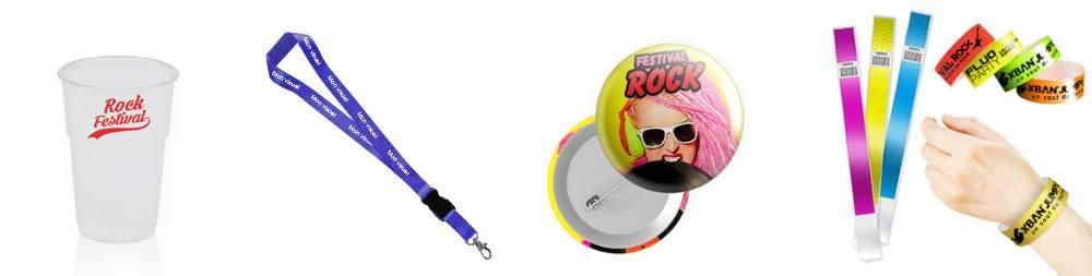 Goodies pour fête de la musique