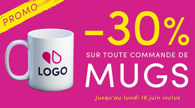 Mug publicitaire promo