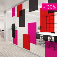 vinyle pvc adhésif stickers transparents promo -30%