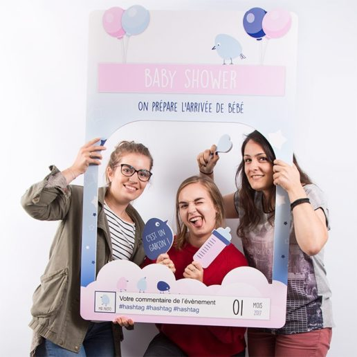 photobooth baby shower