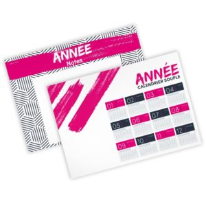 calendrier personnalisable