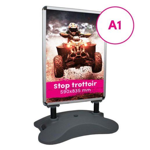 Stop Trottoir Affichage Publicité Alimentaire
