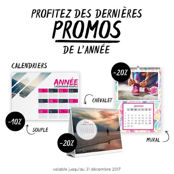 promotions calendriers personnalisés spirales et souples