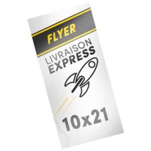 flyer express 10x21 recto