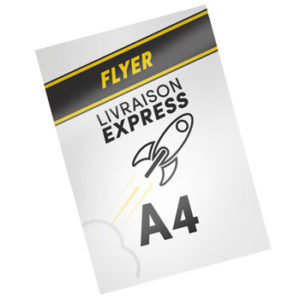 flyer express a4 recto
