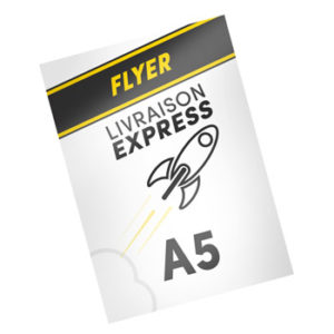 flyer express a5 recto