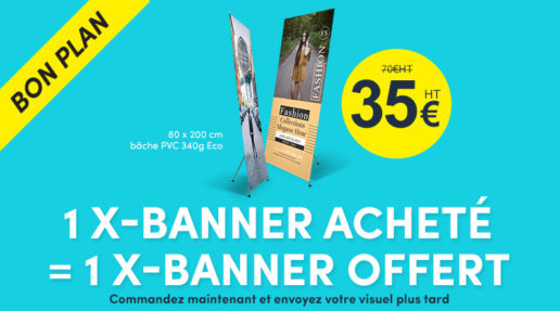 bon plan xbanner plv salon