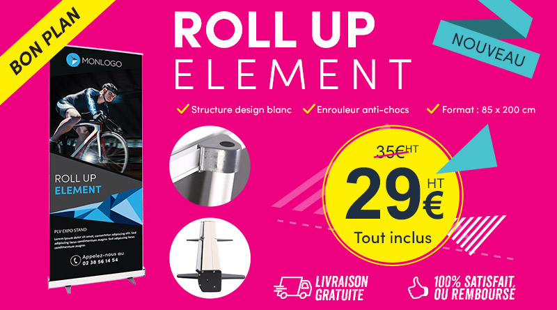 promotion roll up element