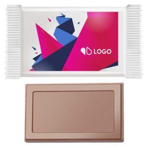 barre chocolat personnalisable publicitaire